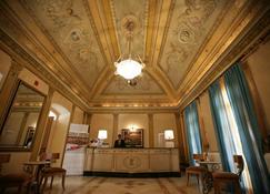 Jacir Palace Hotel Bethlehem - Bethlehem - Bedroom