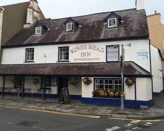 The King's Head - Llandovery - Building