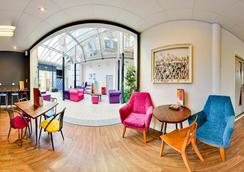 Yha London Thameside - Hostel - London - Lounge