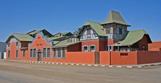 Villa Wiese Backpackers Lodge - Swakopmund - Edificio