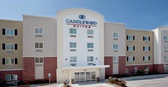 Candlewood Suites San Antonio NW Near Seaworld - San Antonio - Byggnad