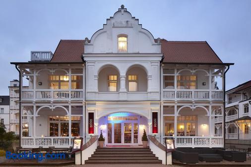 Hotel Villa Belvedere - Binz - Toà nhà