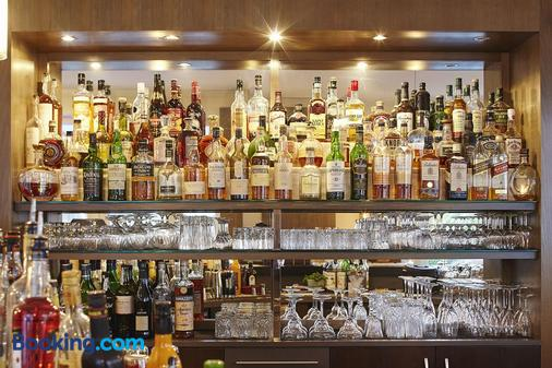 Hotel Villa Belvedere - Binz - Bar