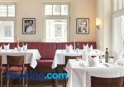 Hotel Villa Belvedere - Binz - Nhà hàng