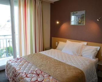 Citotel Le Logis De Brou - Bourg-en-Bresse - Bedroom