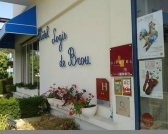 Citotel Le Logis De Brou - Bourg-en-Bresse - Buiten zicht