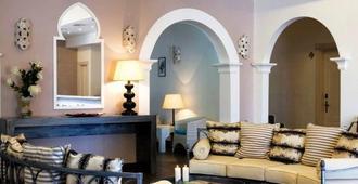 Hotel O'scià - Lampedusa - Sala de estar