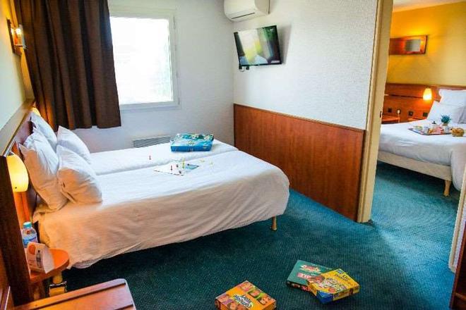 Brit Hotel Blois - Le Préma - Blois - Bedroom