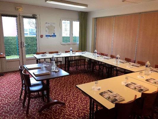 Brit Hotel Blois - Le Préma - Blois - Meeting room