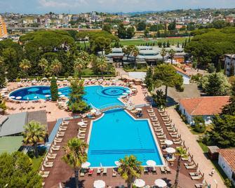 Tropikal Resort - Durrës - Pool