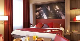 Aparthotel Adagio Vienna City - Vienna - Camera da letto