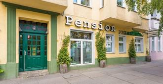 Pension Prenzlberg - Berlín - Edificio