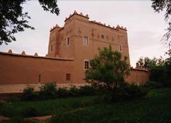 Kasbah Ait Moussa - Boumalne Dadès - Building