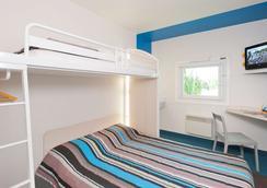 梅斯阿克蒂普爾一級方程式酒店 - 梅斯 - 臥室