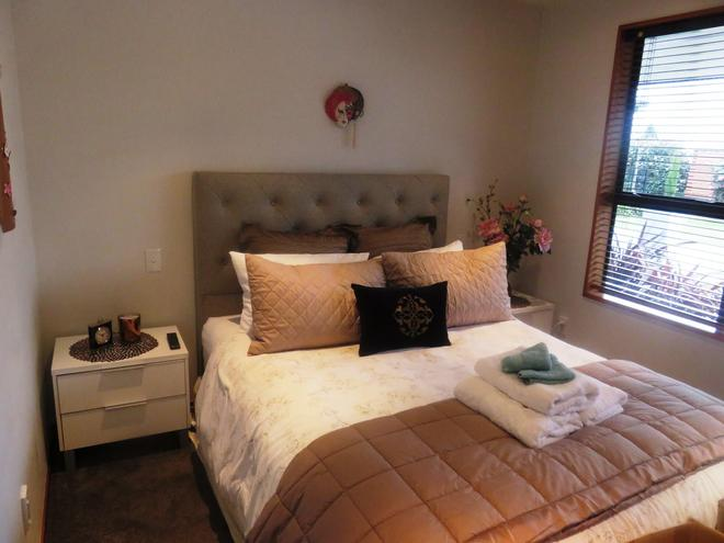 Maples on Harewood - Christchurch - Bedroom