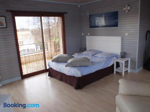 La Belgerie - La Bernerie-en-Retz - Bedroom