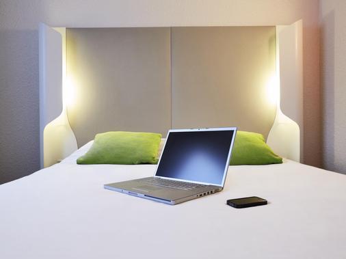 Campanile Lyon Centre-Berges Du Rhône - Lyon - Bedroom