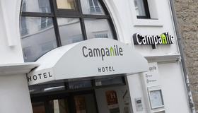 Campanile Lyon Centre-Berges Du Rhône - Lyon - Edificio