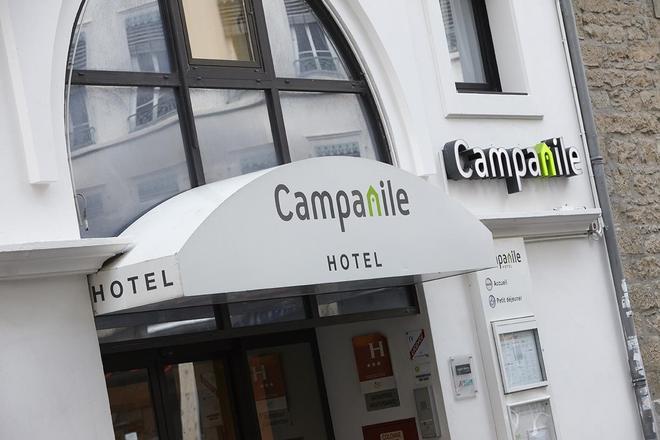 Campanile Lyon Centre-Berges Du Rhône - Λυών - Κτίριο