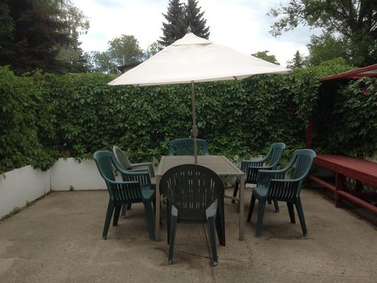 College Park Bed & Breakfast - Saskatoon - Patio