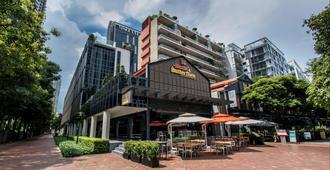 M Social Singapore - Singapore - בניין