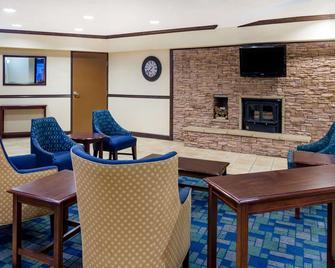 Days Inn & Suites by Wyndham Bridgeport - Clarksburg - Bridgeport - Лаунж