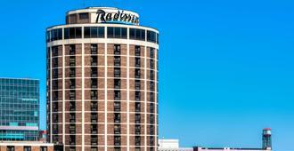 Radisson Hotel Duluth-Harborview, MN - Duluth - Toà nhà