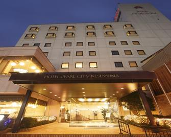Hotel Pearl City Kesennuma - Kesennuma - Gebäude