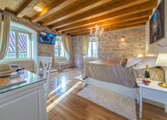 빌라 스플리트 헤리티지 호텔 - 스플리트 - 침실