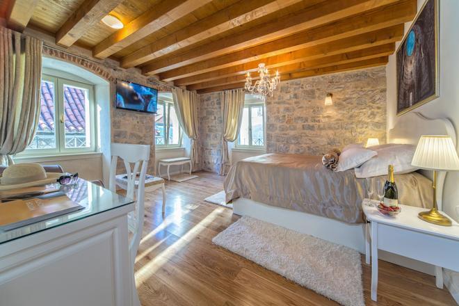 Villa Split Heritage Hotel - Split - Phòng ngủ