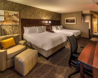 Courtyard by Marriott Carson City - Carson City - Bedroom