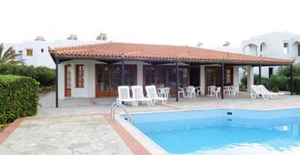 Lyktos Apartments - Heraklion - Pool