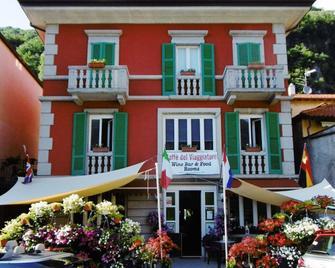 Caffè del Viaggiatore - Valsolda - Building