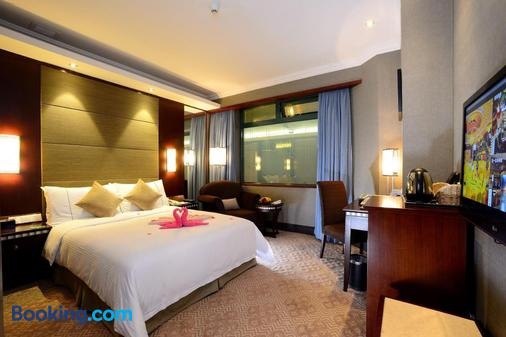 深圳恒豐海悅國際酒店 - 深圳 - 臥室