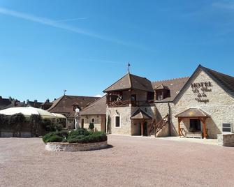 Hôtel Le Clos de la Vouge - Vougeot - Gebouw