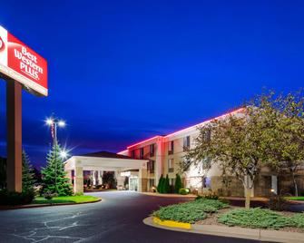 Best Western PLUS Eau Claire Conference Center - Eau Claire - Edificio