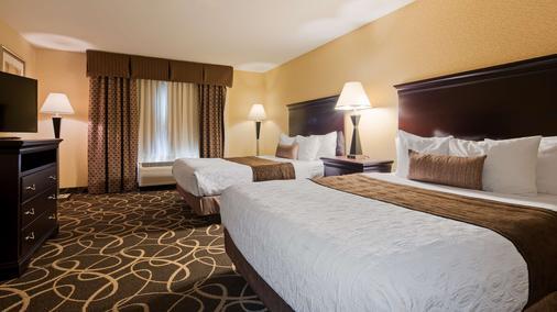 Best Western PLUS Eau Claire Conference Center - Eau Claire - Phòng ngủ