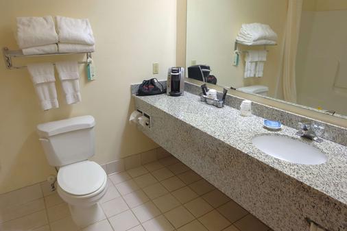 Best Western PLUS Eau Claire Conference Center - Eau Claire - Phòng tắm