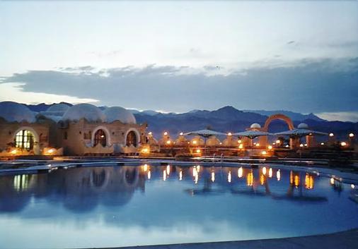 Lagona Village Hotel - Dahab - Dahab - Bể bơi
