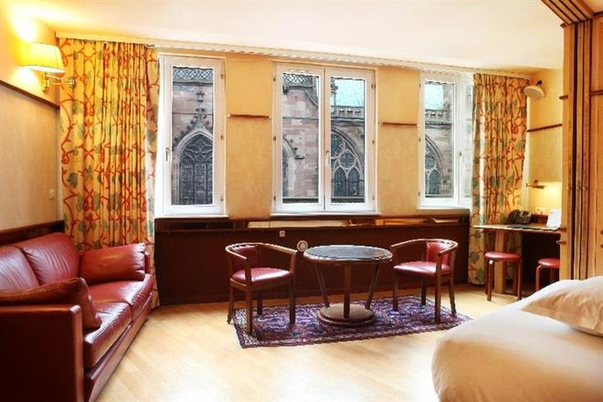Hotel Cathedrale - Strasbourg - Lounge