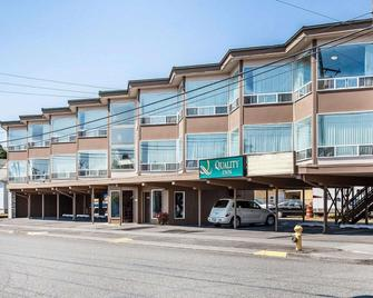 Quality Inn Uptown - Port Angeles - Gebouw