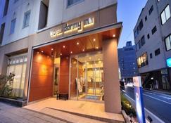 Dormy Inn Matsumoto Natural Hot Spring - Matsumoto - Building