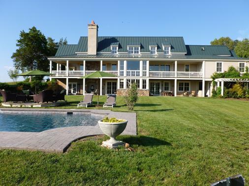 Cedar Spring Inn & Spa - Charlottesville - Toà nhà