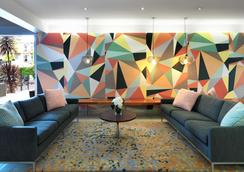 墨爾本卡爾頓韋伯飯店 - 墨爾本 - 休閒室