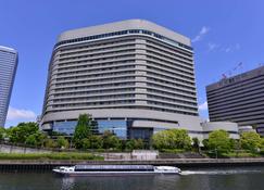 Hotel New Otani Osaka - Osaka - Gebouw