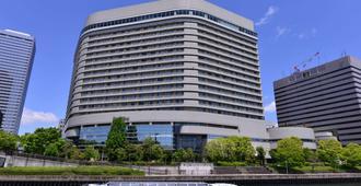 Hotel New Otani Osaka - אוסקה - בניין