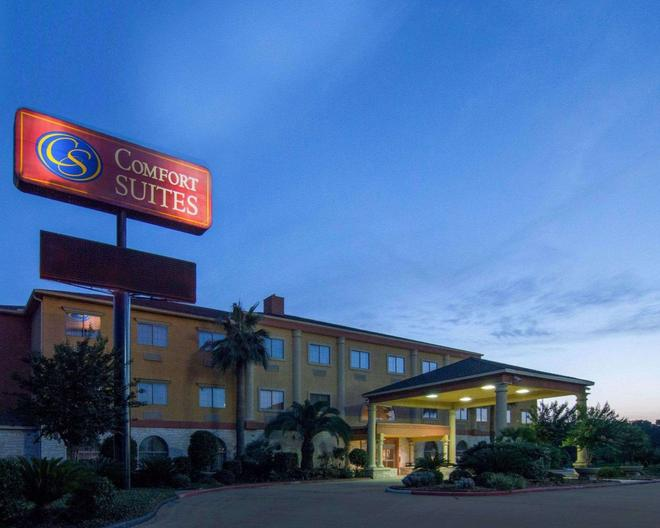 Comfort Suites Humble Houston North - Humble - Κτίριο