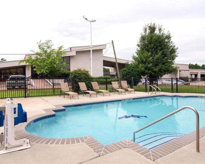 Comfort Suites Humble Houston North - Humble - Πισίνα