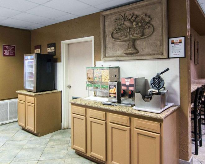 Comfort Suites Humble Houston North - Humble - Buffet