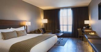 AC Hotels by Marriott Kansas City Westport - קנזס סיטי - חדר שינה